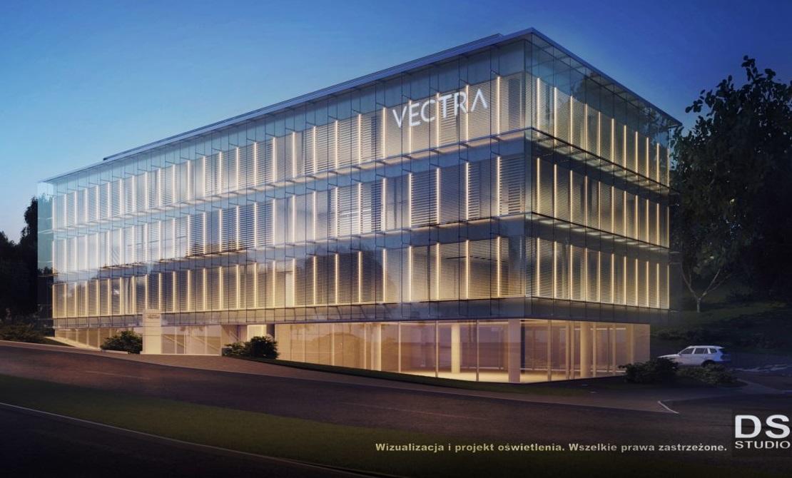 Vestra budynek