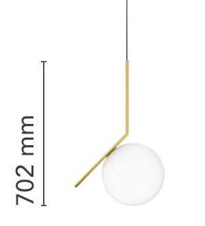 Lampa zwieszana FLOS 2
