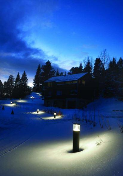Egersund wysoka snieg